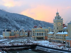 На курорте «Роза Хутор» открылся фестиваль горнолыжного спорта Rosa Fest 2016