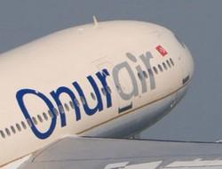Onur Air возобновляет регулярные рейсы в Россию