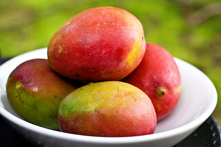 манго и другие экзотические фрукты