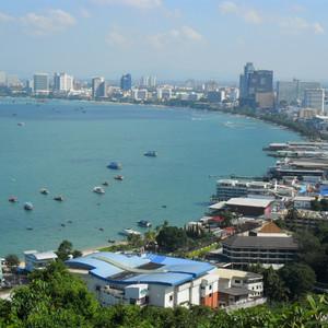 Таиланд — первая поездка за границу. Паттайя