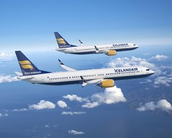 У Icelandair на борту появится wi-fi «от трапа до трапа»