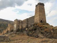 Древняя крепость Хертвиси.