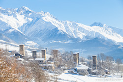 В Грузии открылся новый горнолыжный курорт Тетнулди