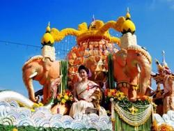 Торговый фестиваль «Цвета востока» состоится в Таиланде