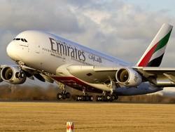 Emirates выполнила самый долгий беспосадочный регулярный рейс