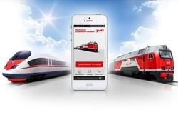 РЖД создала мобильное приложение