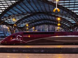 Брюссель и Париж соединят бюджетной железнодорожной линией