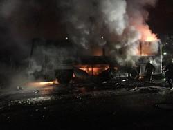 Теракт в Анкаре: 27 погибших