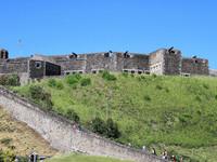 Сент-Китс. Brimstone Hill Fortress