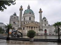 Мокрая Европа _ Вена