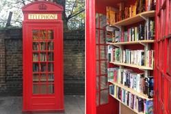 В Италии телефонные кабины станут библиотеками