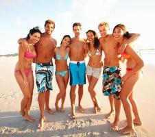 Абхазия введет штраф за ношение купальников вне пляжных зон