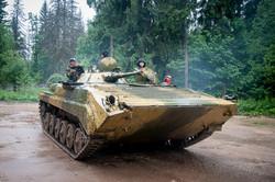 Новый вид экстремального туризма – военный тур