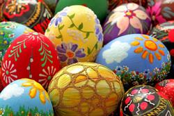 Гигантские яйца распишут на Пасху в Сочи