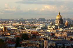 Петербург – лидер рейтинга популярности у россиян