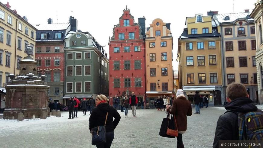Самостоятельные путешествия в швецию