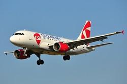 Czech Airlines будет летать из Праги в Казань