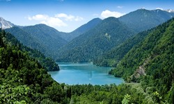 Спрос на Абхазию у туристов из РФ вырос в пять раз