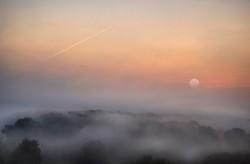 Из-за тумана в Китае задержано более 100 авиарейсов
