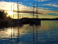 Северное море и красоты викингов