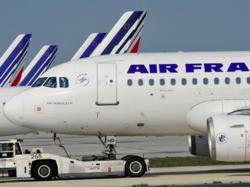 В аэропорту Парижа столкнулись два самолёта Air France