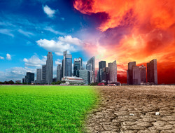 Ученые: апрель 2016 года стал рекордно жарким для Земли