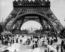 Список главных туробъектов Парижа за последние 119 лет почти не изменился