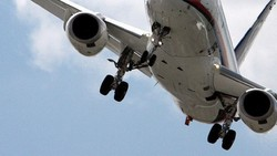 Пассажир указал экипажу самолёта на открытый топливный люк