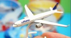 """Lufthansa предлагает авантюристам """"слепое бронирование"""""""