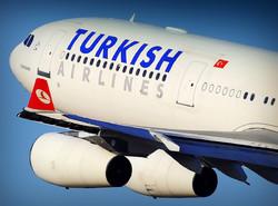 Самолет Turkish Airlines экстренно сел в Белграде из-за угрозы взрыва