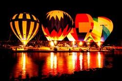 Фестиваль воздушных шаров пройдёт в Кунгуре