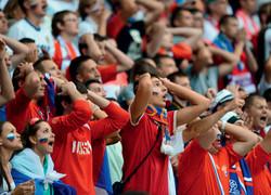 Болельщики из России получили тюремные сроки за беспорядки на Евро-2016