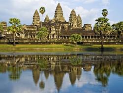 Рядом с Ангкор Ват обнаружили ещё один древний город