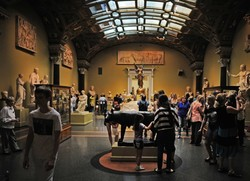 Студенты смогут вновь бесплатно посещать музеи?