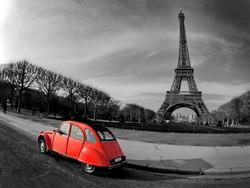 В Париж не пустят старые автомобили