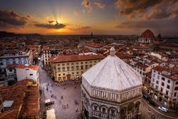 Флоренция не желает видеть Макдональдс на главной площади