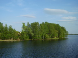 Российский остров «эмигрировал» в Эстонию