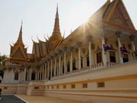 Королевство Камбоджа #2: ПномПень, Сиануквиль