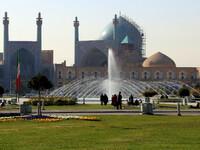 Исфахан:площадь Имама и Дворец