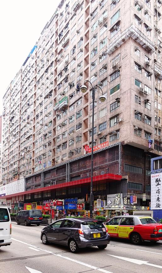Гонконг всегда спешит, он живет без пауз.