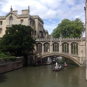 Кембридж и его гордость
