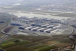 Аэропорт Штутгарта был закрыт из-за происшествия на ВПП