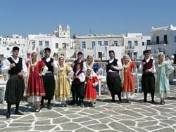 Греческие фестивали августа