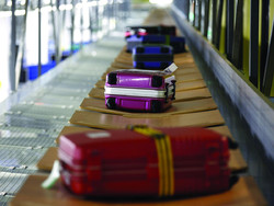 Процедура досмотра багажа в аэропортах упрощена