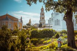 Самые популярные паломнические места в России
