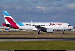 Немецкий лоукостер Eurowings уходит из России