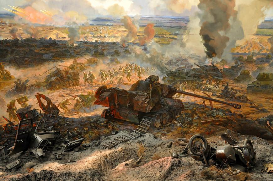 75 лет Курской битвы