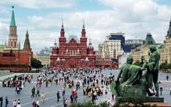 Этим летом Москву посетили 4.4 млн туристов