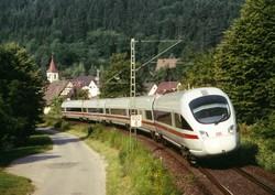 Путь от Берлина до Мюнхена на поезде будет короче