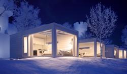 В Лапландии откроется стеклянный отель
